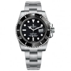 Rolex Submariner Date Stainless Steel Black Dial