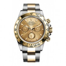 Rolex Daytona Bi metal Chronograph  116503