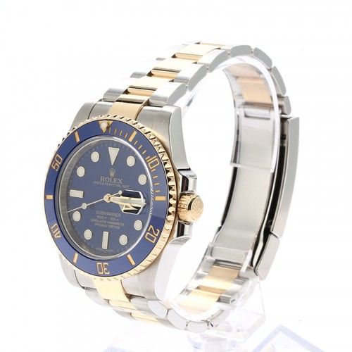 Rolex Submariner two tone 116613LB