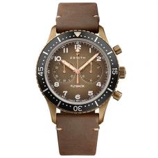 Zenith Cronometro Tipo CP-2 Flyback Function Bronze