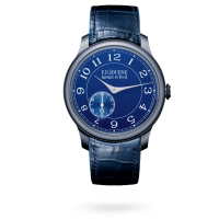 F.P. JOURNE CHRONOMETRE BLEU MANUAL WINDING, 39MM