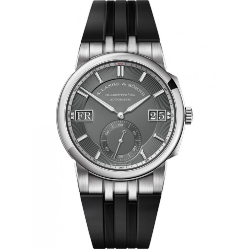 A. LANGE AND SON ODYSSEUS WHITE GOLD GREY DIAL 40.5MM - 363.068