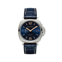 PANERAI LUMINOR DUE TITANIUM 3 DAYS BLUE 42MM - PAM00927