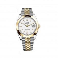 ROLEX DATE JUST YELLOW GOLD & STEEL JUBILEE BRACELET 41MM - 126303